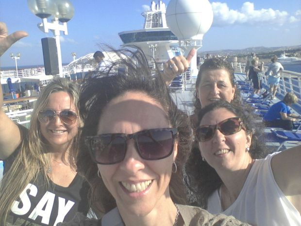 Mujeres x el Mundo a Navegar!!!!