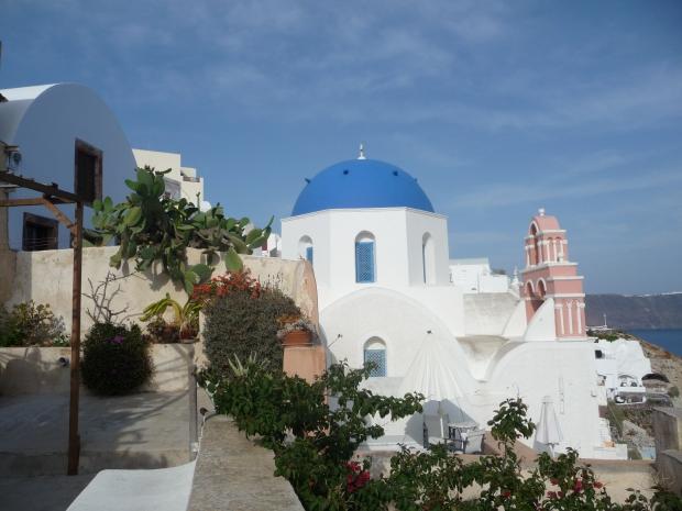 Oia - Santorini - Grecia