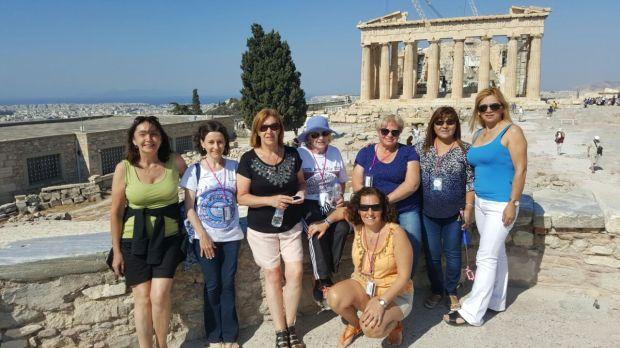 Mujeres x el Mundo en grecia2