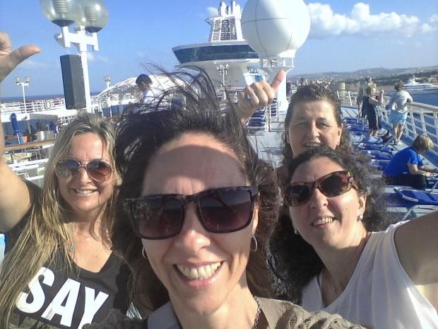 Mujeresxelmundo crucero