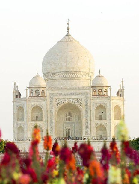 Mujeresxelmundo Taj Mahal2