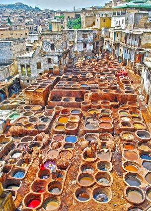 Fez Marruecos 5